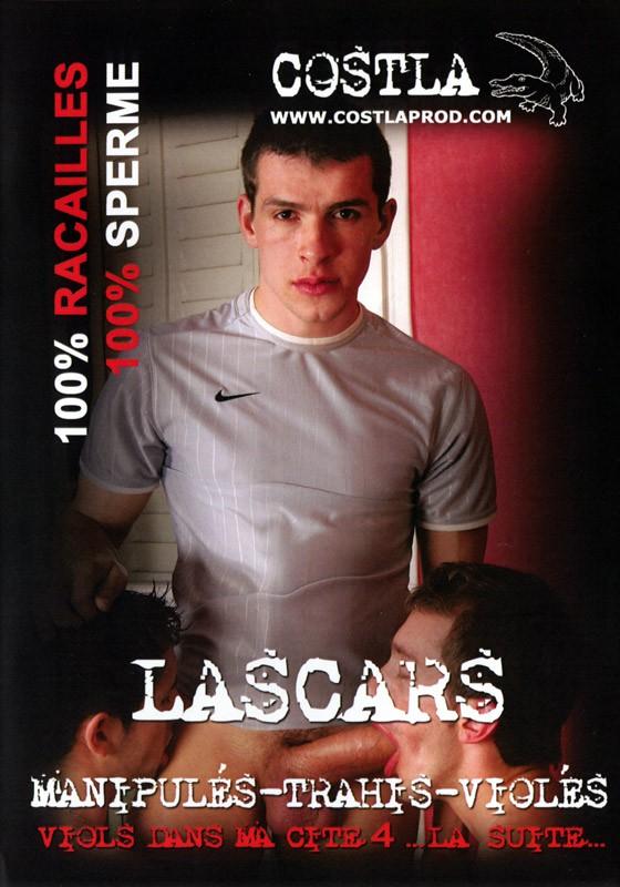 Lascars: Manipulés, Trahis, Violés DVD - Front