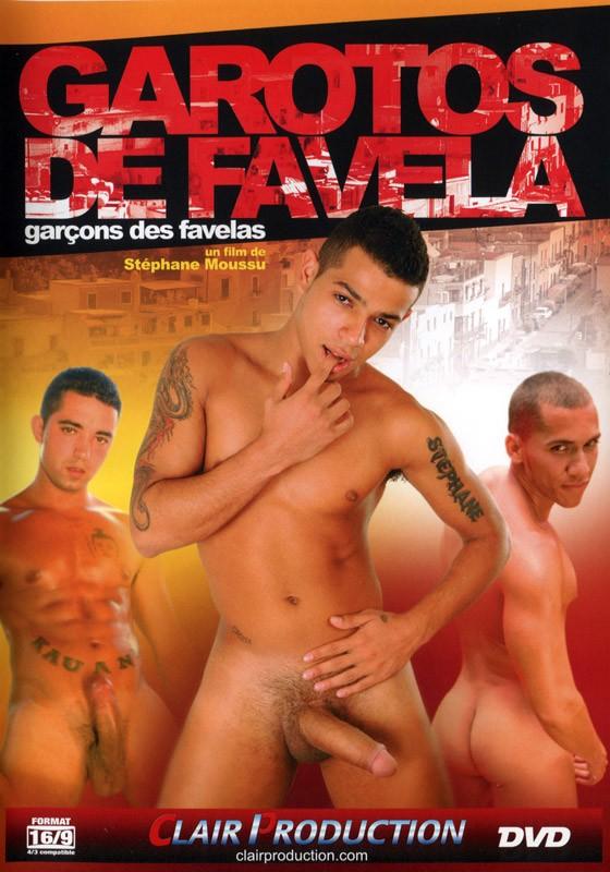 Garotos De Favela DVD - Front