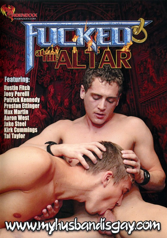 Fucked at the Altar DVD - Front