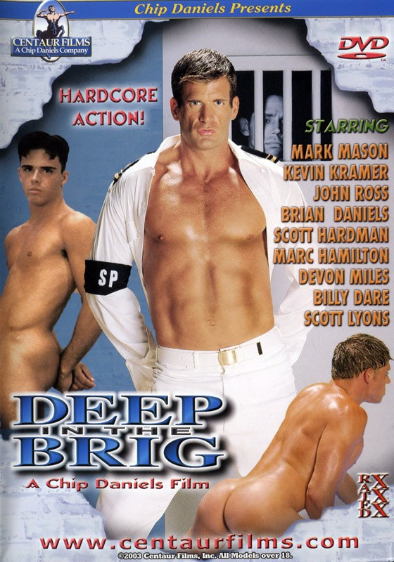 Deep in the Brig DVD - Front