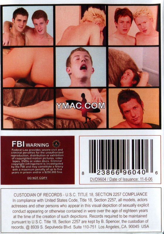Caught With Your Pants Down DVD - Back