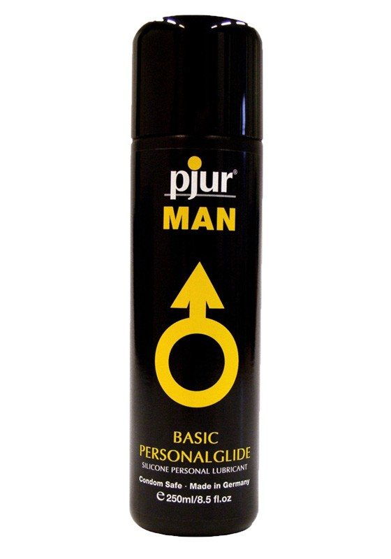 Pjur Basic Personal Glide Bottle 250ml - Front