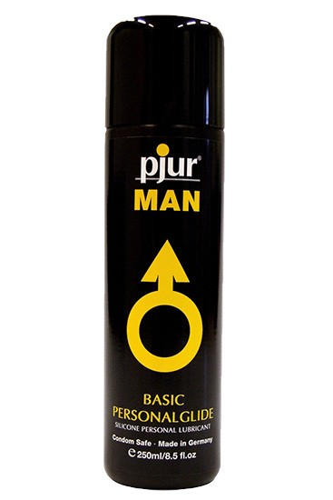 Pjur Basic Personal Glide Bottle 250ml - Gallery - 001