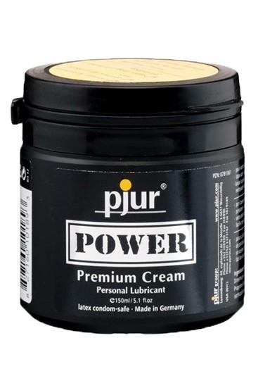 Pjur POWER Premium Creme Tub 150 ml - Gallery - 001