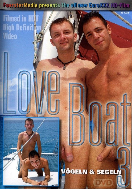 Love Boat 3 DVD - Front