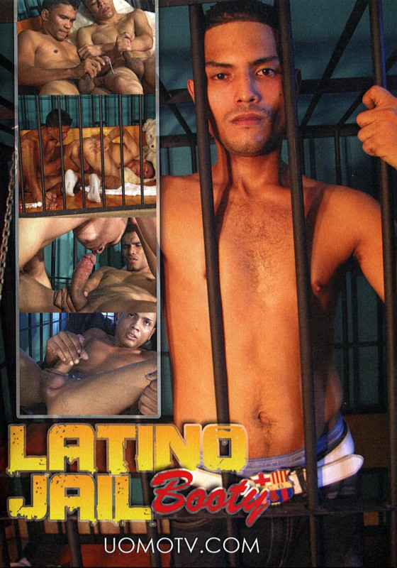 Latino Jail Booty DVD - Front