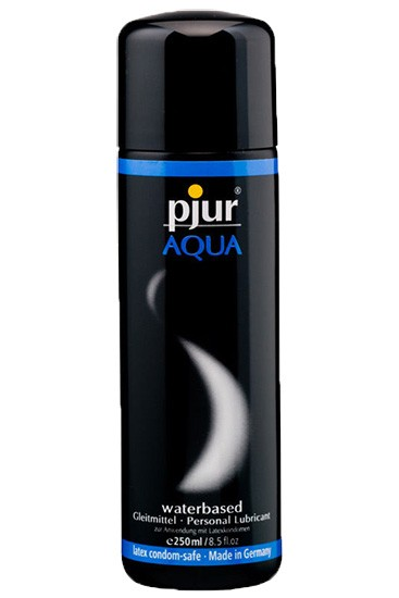 Pjur Aqua Bottle 250 ml - Gallery - 001