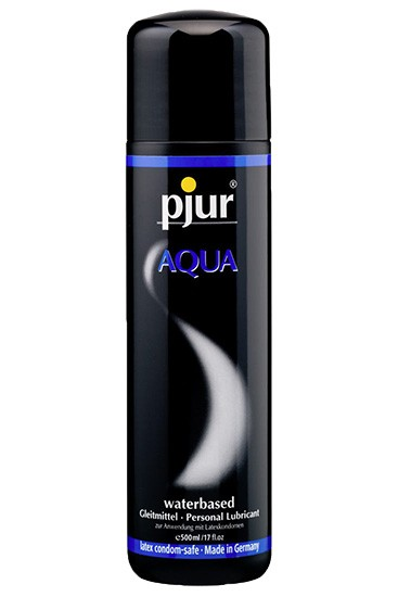 Pjur Aqua Bottle 500 ml - Gallery - 001