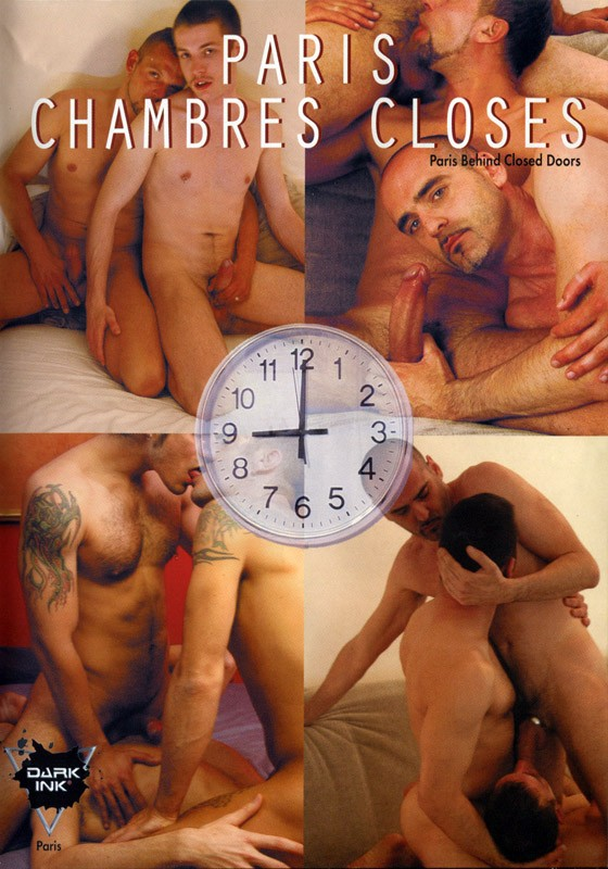 Paris Chambres Closes DVD - Front
