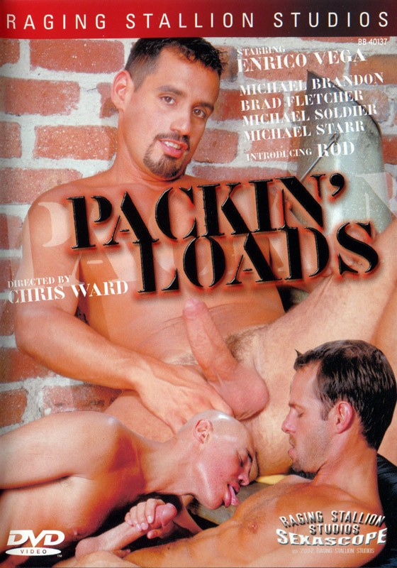 Packin' Loads DVD - Front
