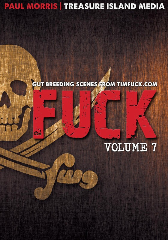Fuck Volume 7 DVD - Front