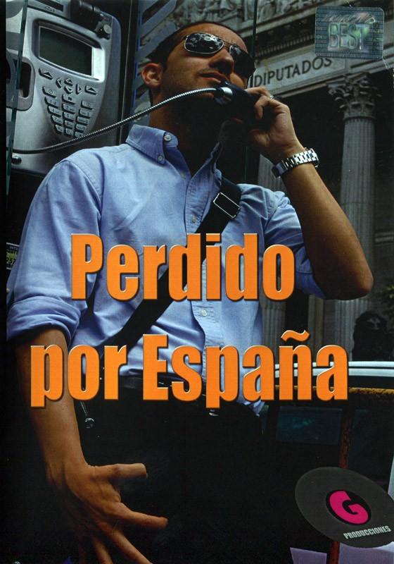 Perdido Por Espana DVD - Front