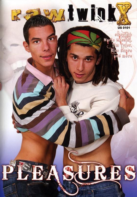 Pleasures DVD - Front