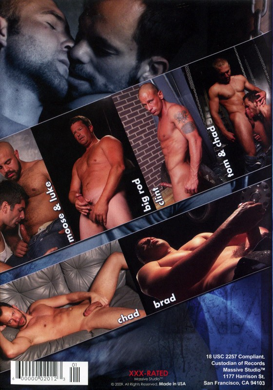 Massive Studio DVD - Back