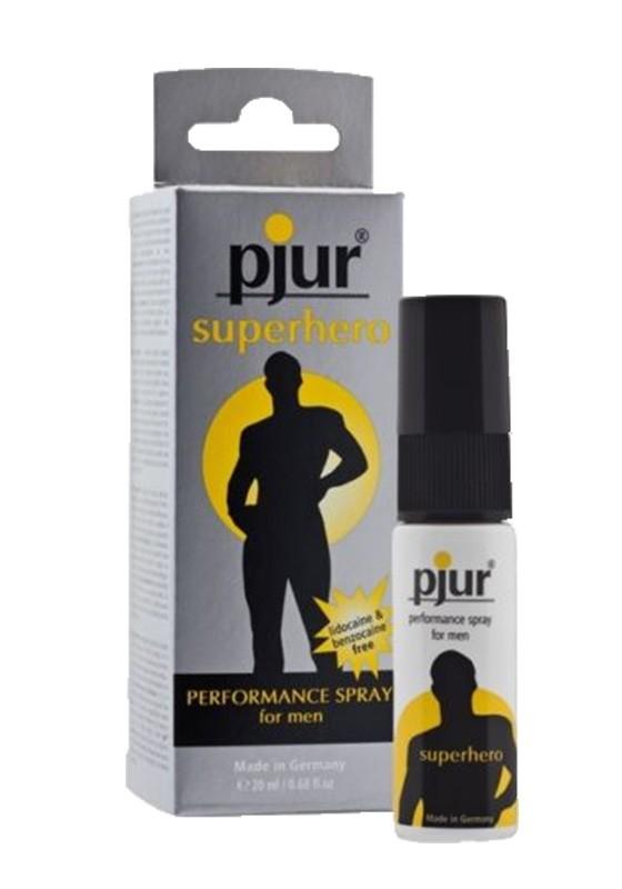 Pjur Superhero Spray - Front
