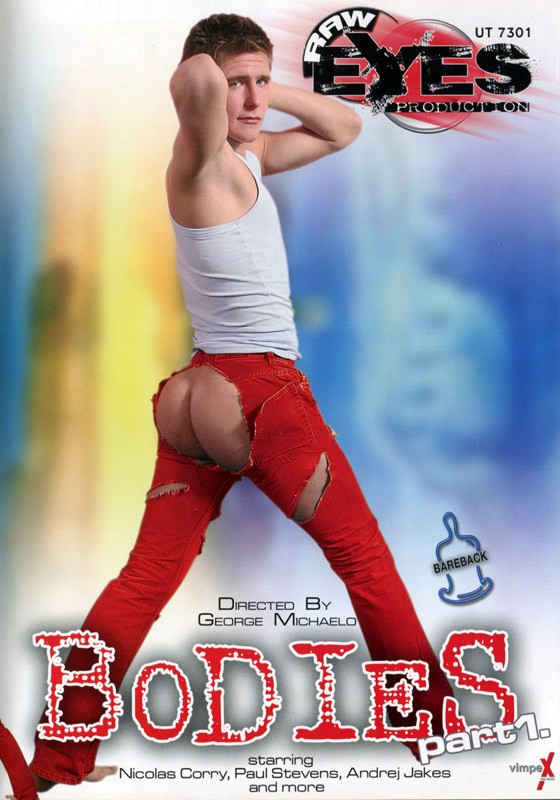 Bodies part1 DVD - Front