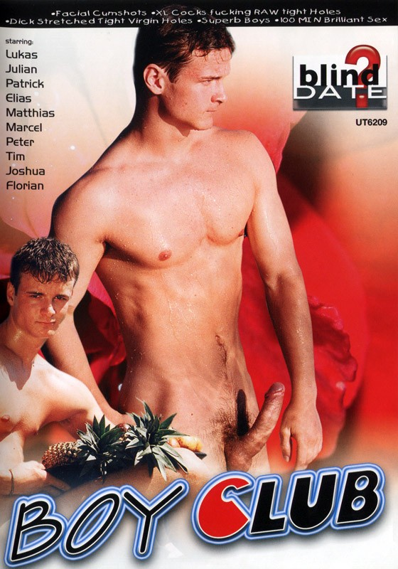 Boy Club DVD - Front