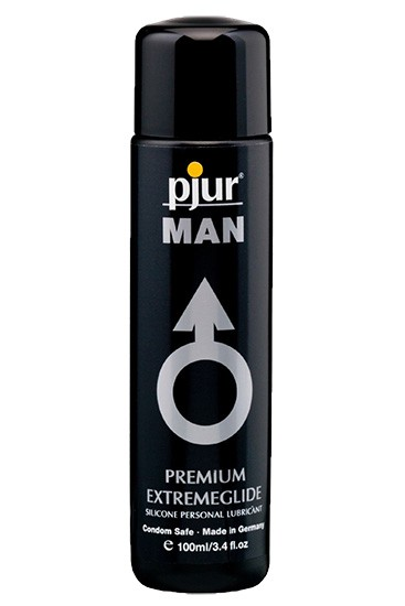 Pjur MAN Extremeglide Bottle 100 ml - Gallery - 001