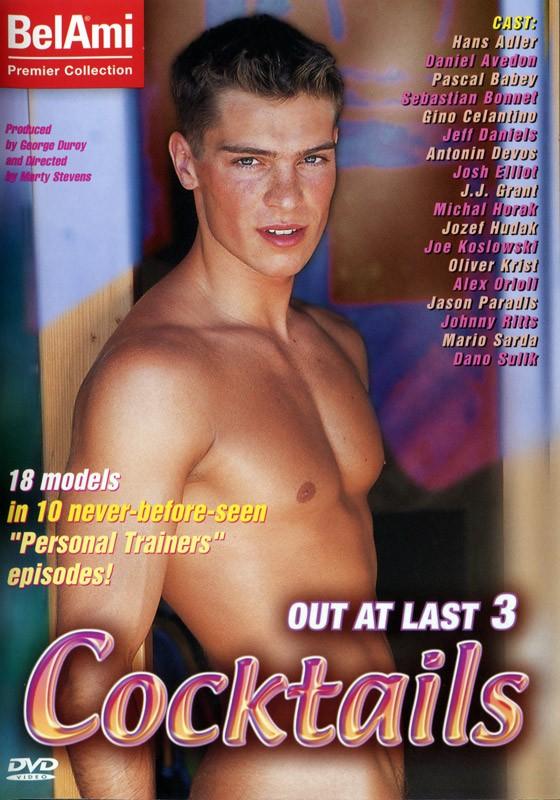 Cocktails (Bel Ami) DVD - Front