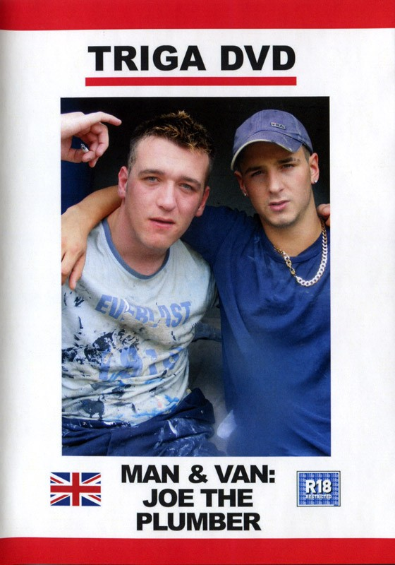 Man & Van: Joe The Plumber DVD - Front