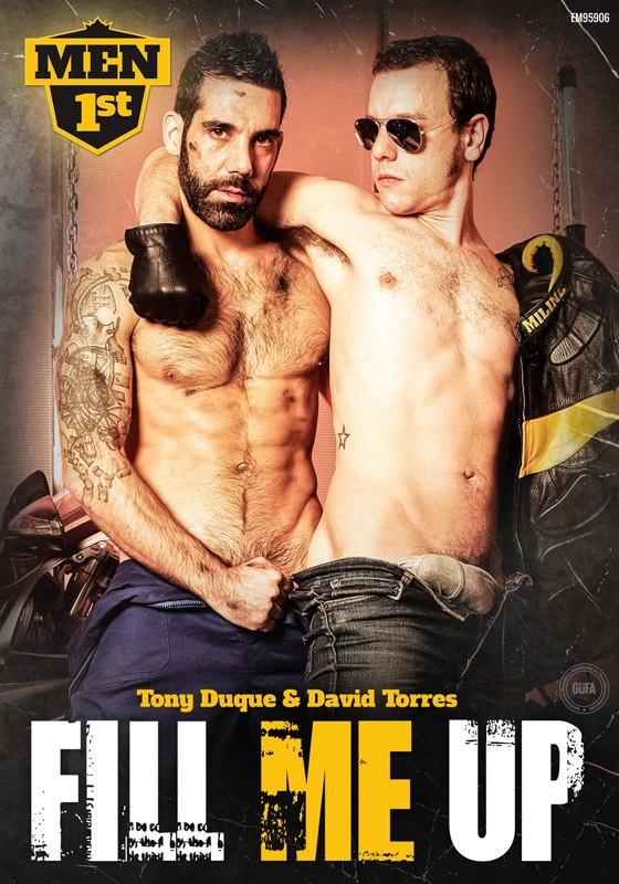 Fill Me Up DVD - Front