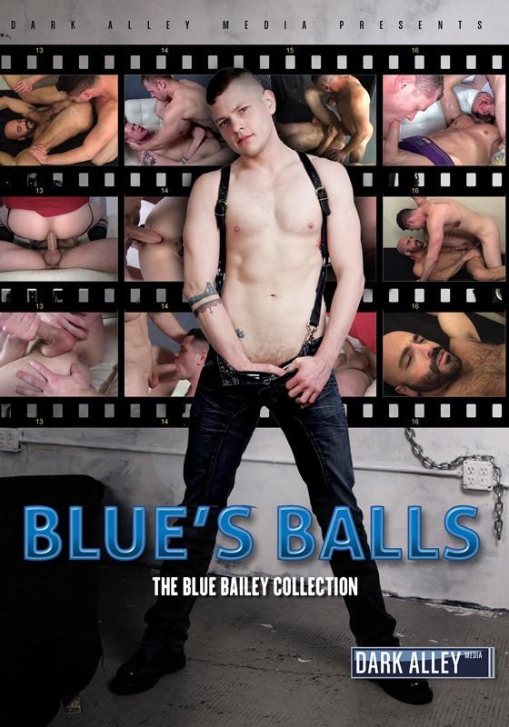 Blue's Balls DVD - Front