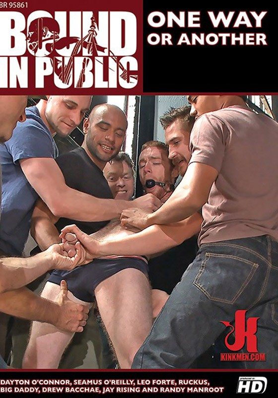 Bound in Public 89 DVD (S) - Front