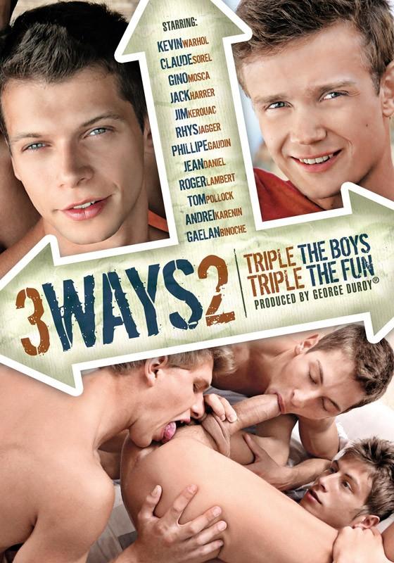 3 Ways 2 DVD - Front