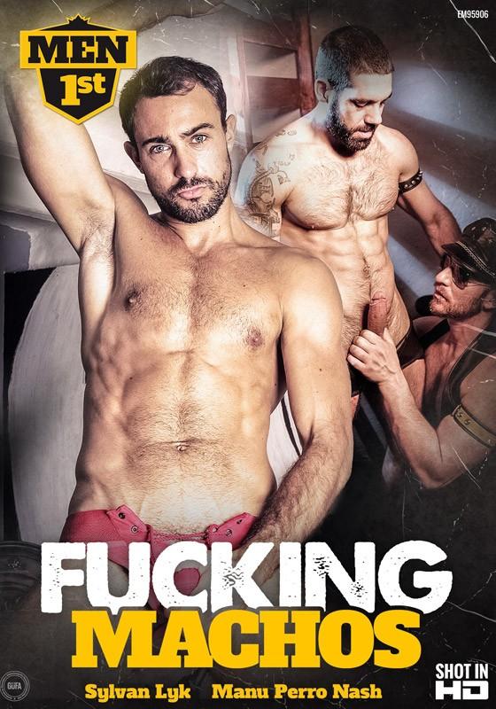 Fucking Machos DVD - Front