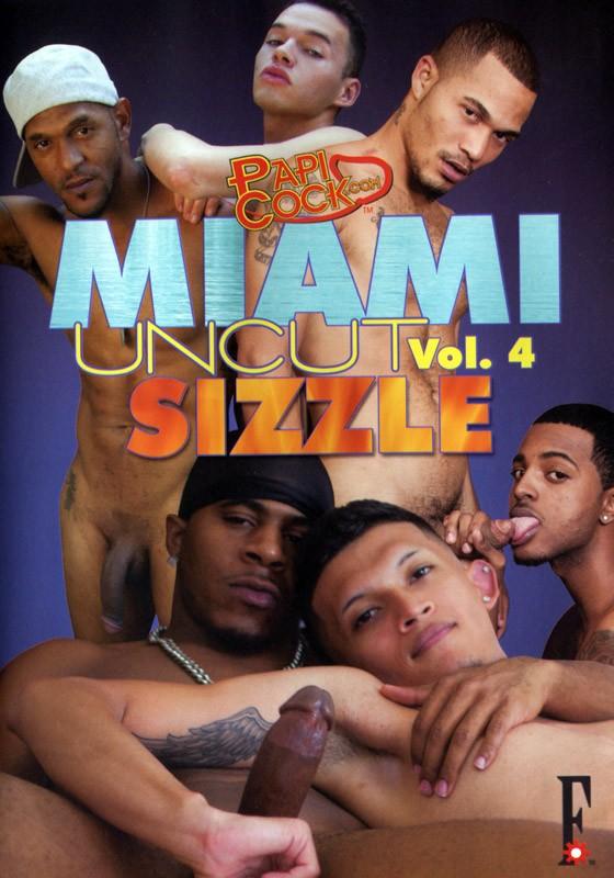 Miami Uncut 4: Sizzle DVD - Front