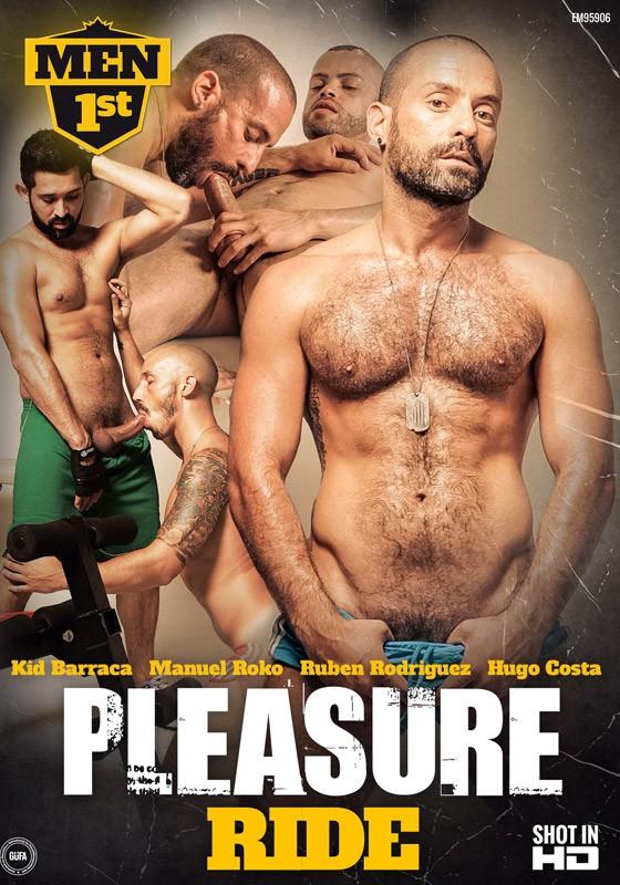 Pleasure Ride DVD - Front