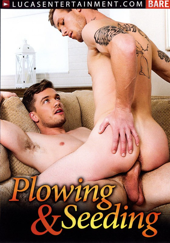Plowing & Seeding DVD - Front