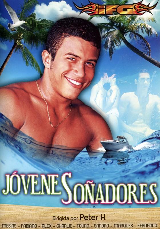 Jovenes Sonadores DVD - Front