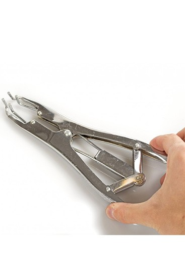 Kiotos Tit Torture Pliers (with 100 rings pack) - Gallery - 002