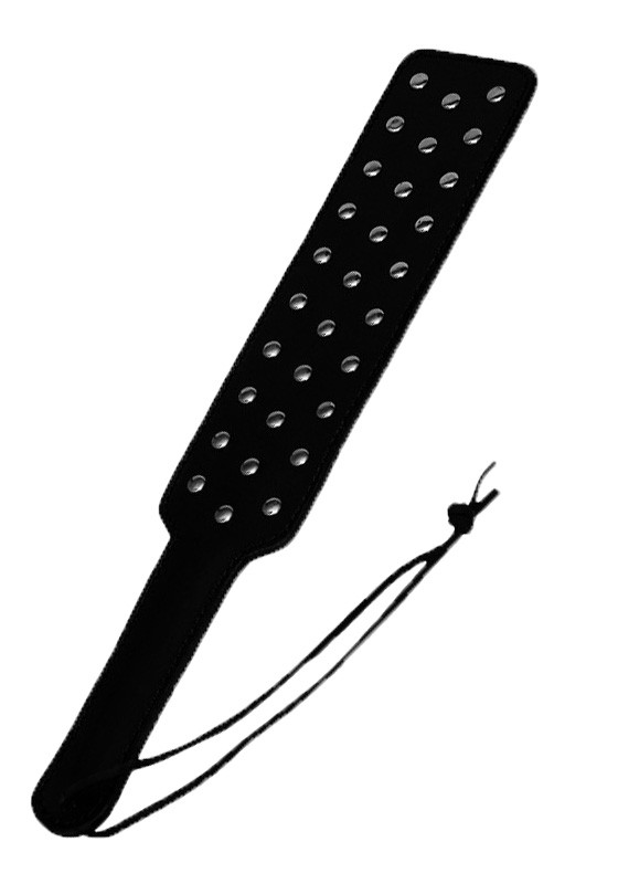 Fully Studded Paddle - Front