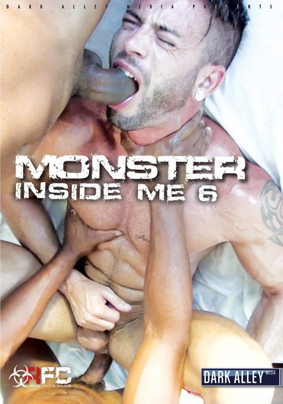 Monster Inside Me 6 DVD - Front