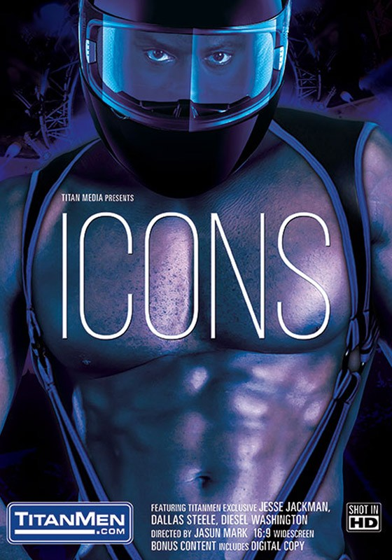 Icons DVD - Front