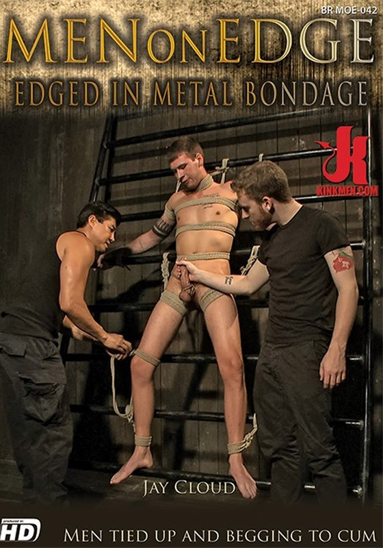 Men on Edge 42 DVD (S) - Front