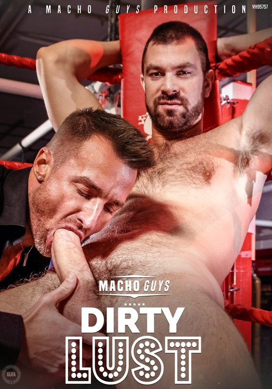 Dirty Lust DVD - Front