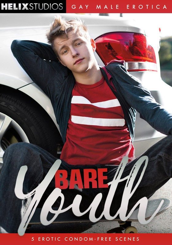 Bare Youth DVD - Front