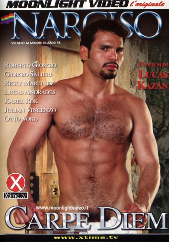 Capre Diem DVD - Front