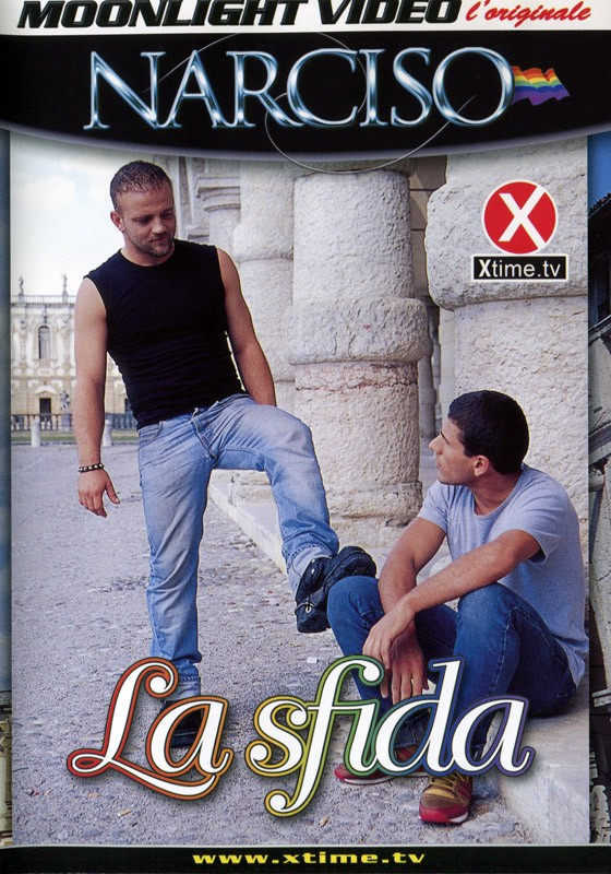 La Sfida DVD - Front