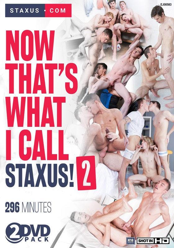Now That's What I Call Staxus! 2 DVD - Front
