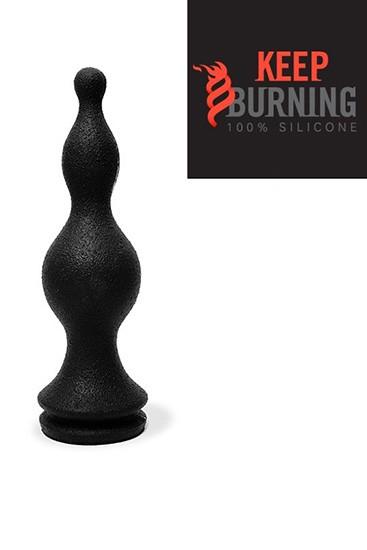 Bowler Dildo - Black - Gallery - 002