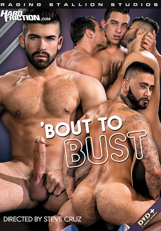 Bout To Bust DVD - Front