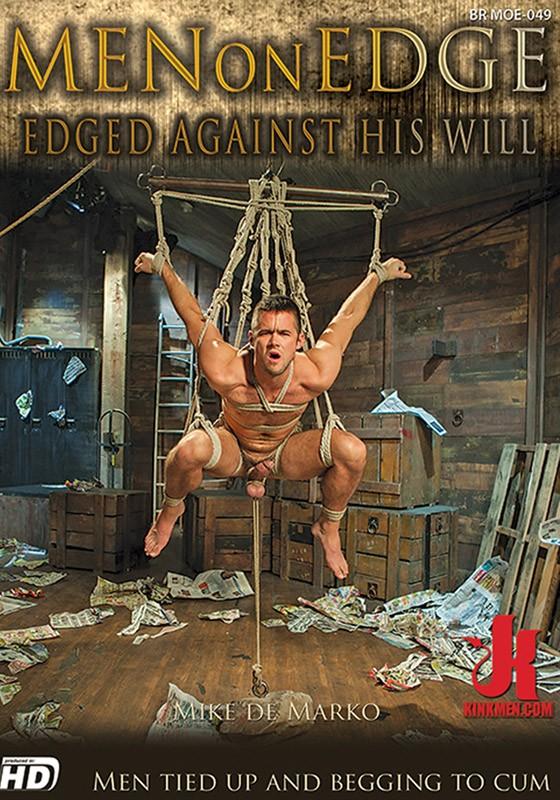Men on Edge 49 DVD (S) - Front