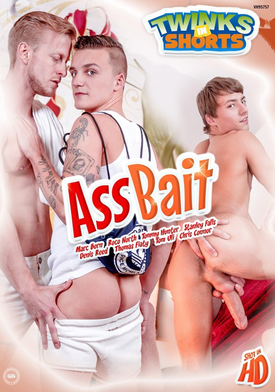 Ass Bait DVD - Front