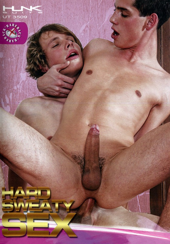 Hard Sweaty Sex (HS) DVD - Front