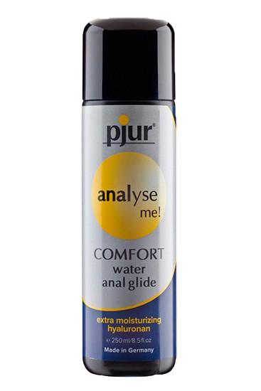 Pjur analyse me! COMFORT anal glide Bottle 250 ml - Gallery - 001