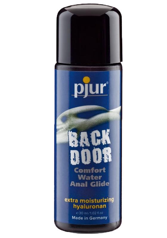 Pjur BACK DOOR Comfort water anal glide Bottle 30 ml - Front